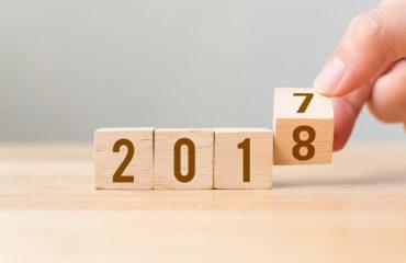 Calendario de obligaciones fiscales. Enero - Febrero - Marzo 2018